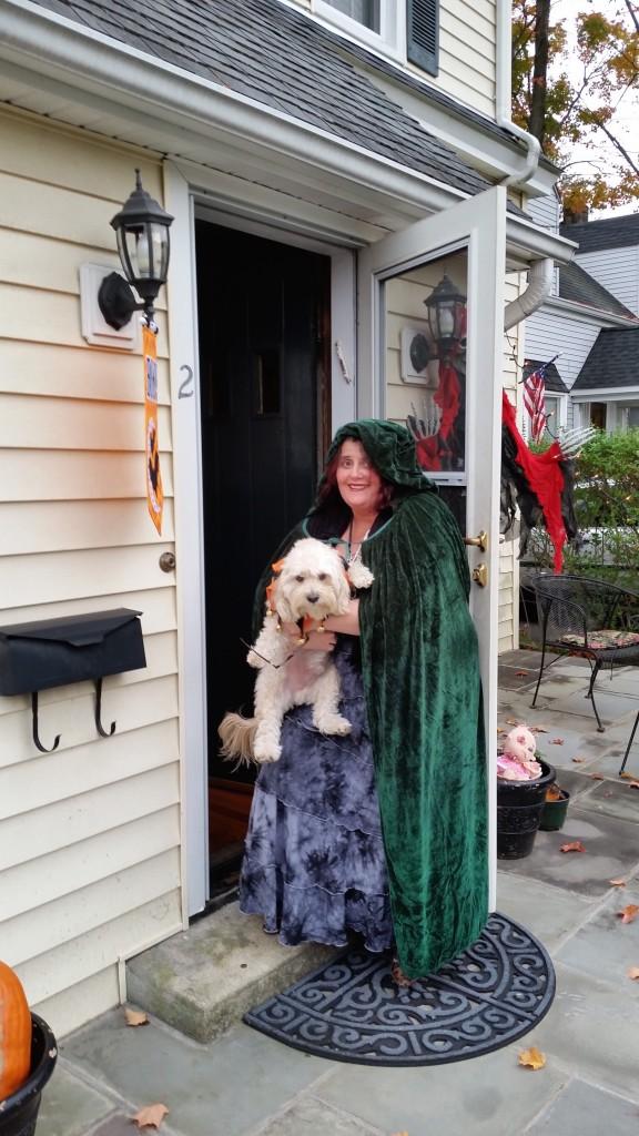 Patricia Dunn Butter halloween
