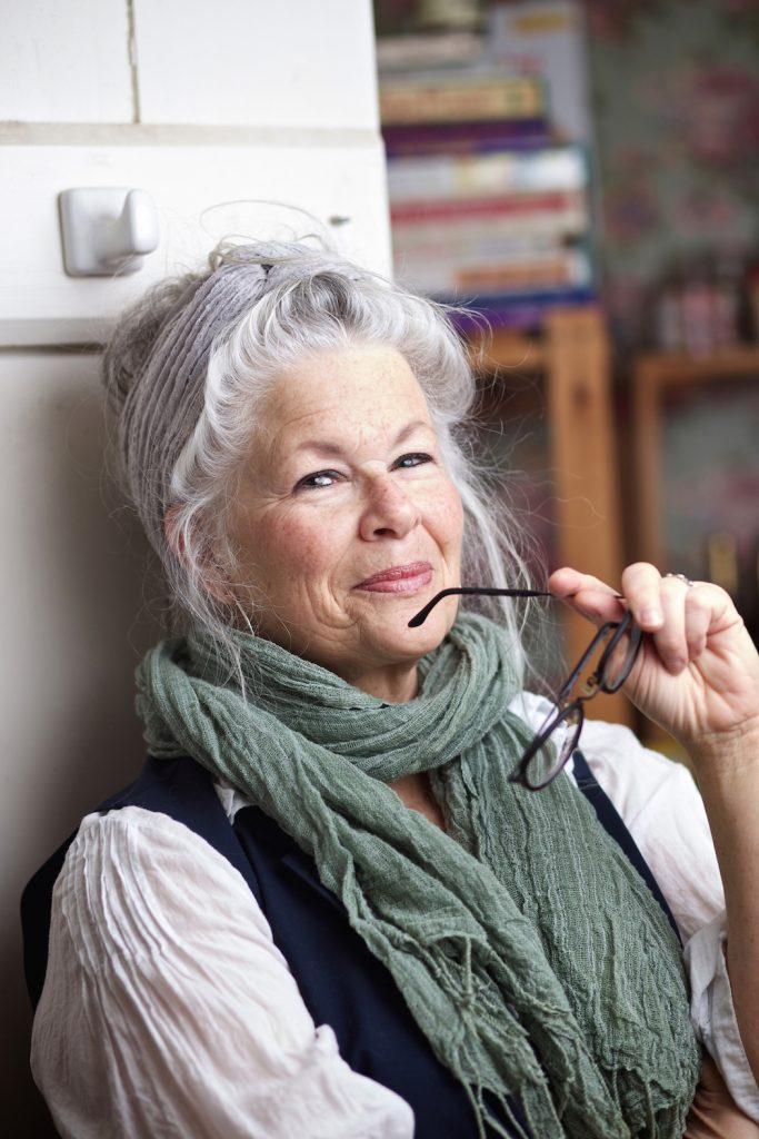 Nina Gaby author