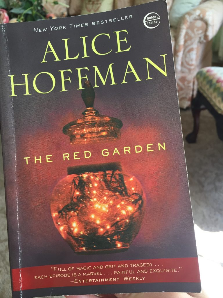 Book Brief The Red Garden Lori Pelikan