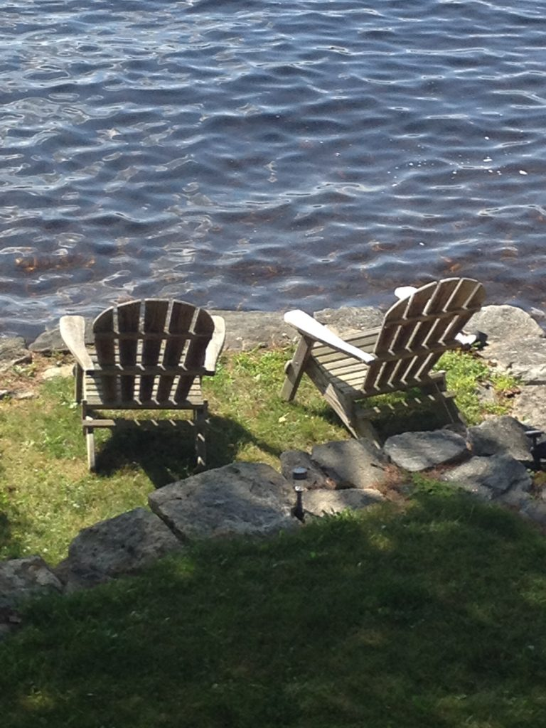 Otis Adirondack chairs